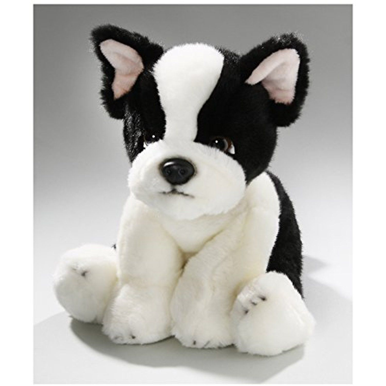 Stuffed Animal French Bulldog 9 5 Inches 24cm Plush Toy Soft