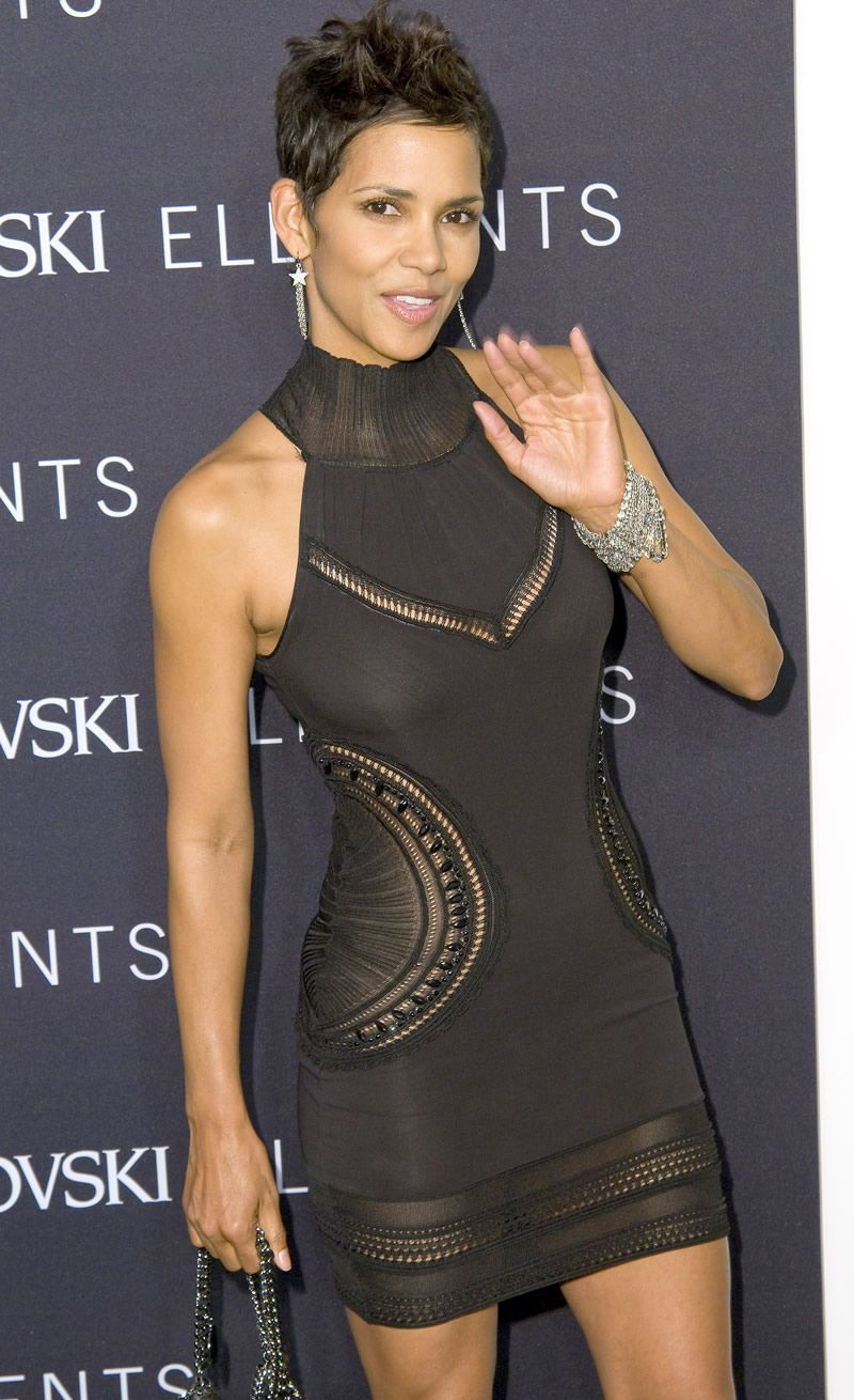 Halle berry see through