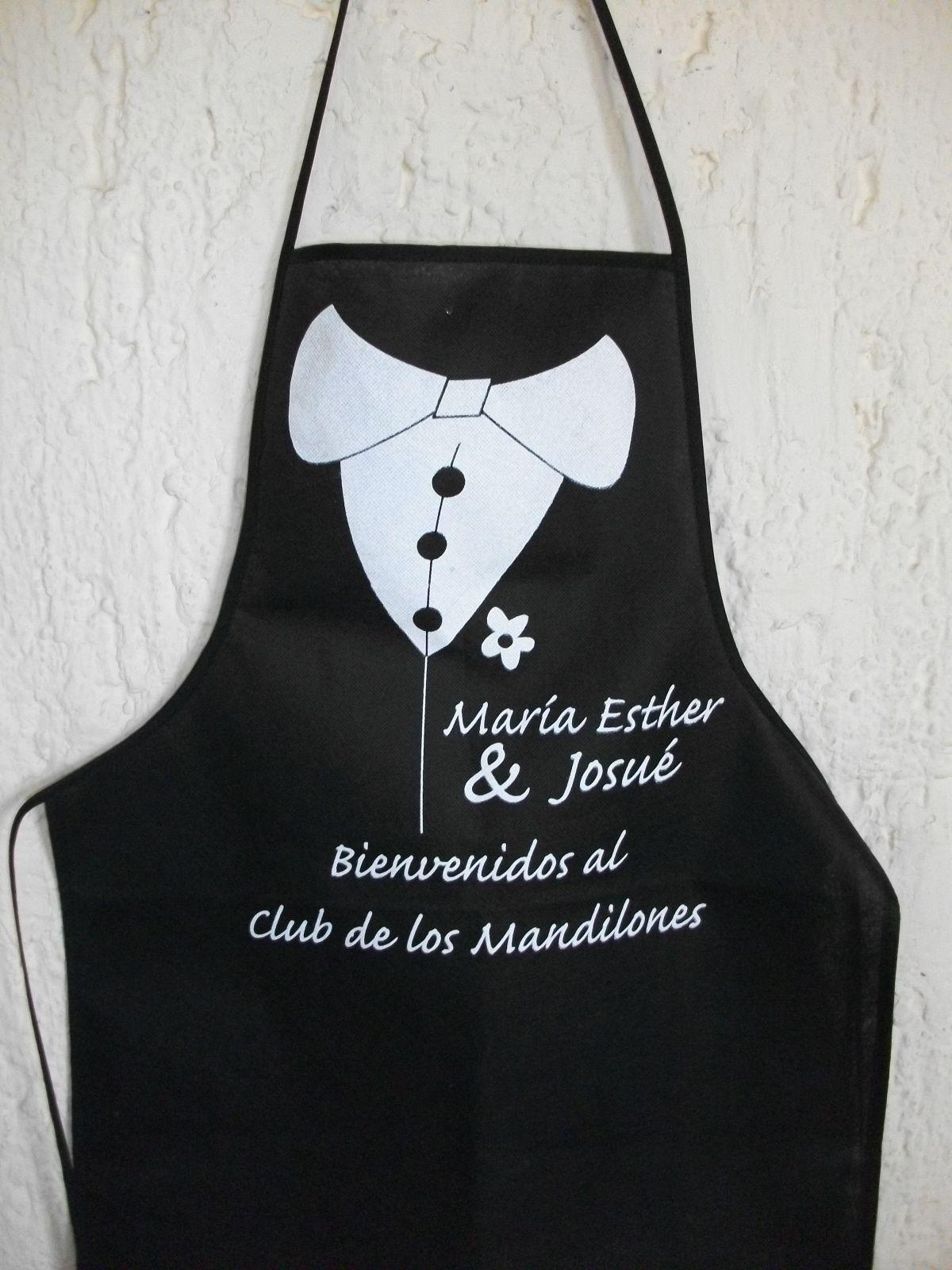 Mandiles Personalizados. | Bodas | Wedding memorial ...
