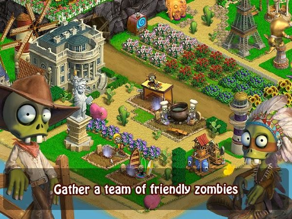 Zombie Castaways v2.2.3 (Mod Money)   Zombie Castaways v2.2.3 (Mod Money)Requirements:4.0.3Overview:A friendly zombie falls in love with a girl and sets off in search for Zombium to become a Human.  The world of zombies is vast bright and full of funny characters. Explore magnificent islands and make your way through the thickets to take a step closer to solving the Zombies secret. Grow unusual plants fruits and flowers to cook Zombium. Construct world famous buildings complete tasks and…