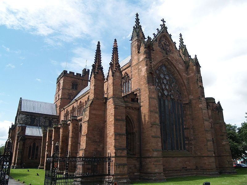 File:Carlisle Cathedral from the east 02.JPG