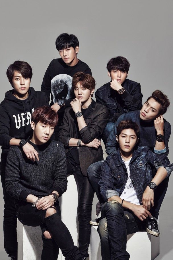 Kpop Group: Infinite - Buscar Con Google