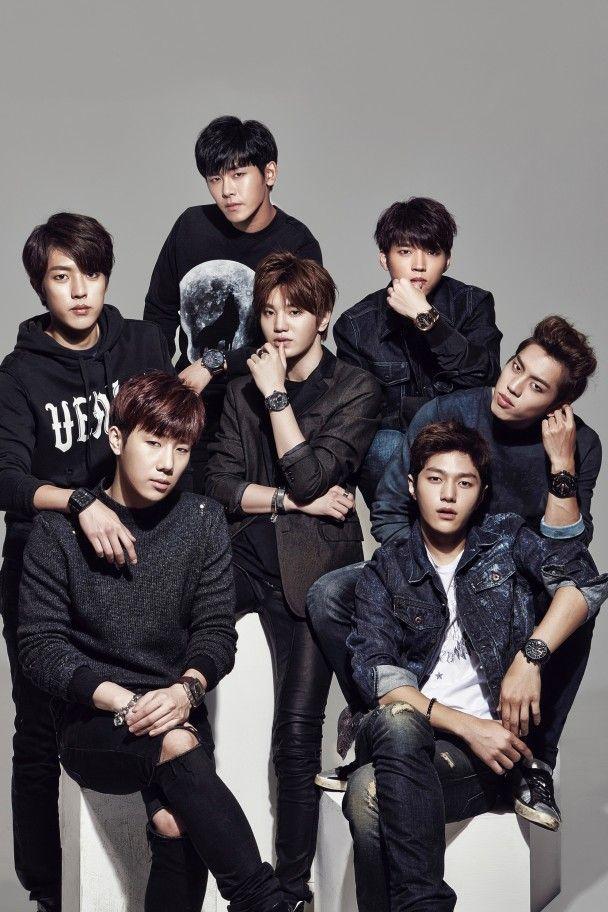 Infinite Members Profile Full Biography UPDATED