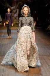 Dolce & Gabbana Fall/Winter 2014 | Milan Fashion Week