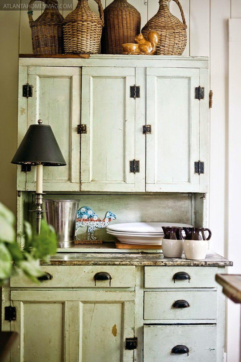 décor de provence vintage kitchen kitchen cabinets cupboard on kitchen interior classic id=11958
