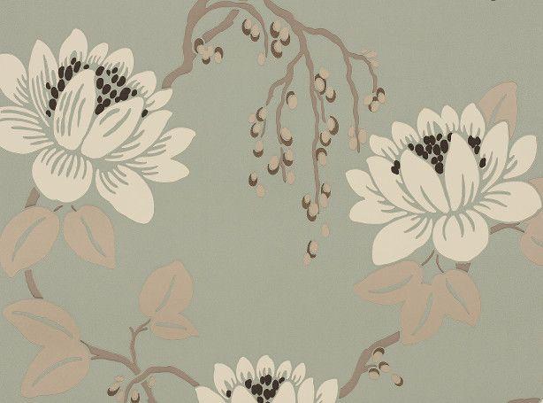 "Kimura Wallpaper Alpine - Kimura Wallpapers : Designer Romo 20 x20"""