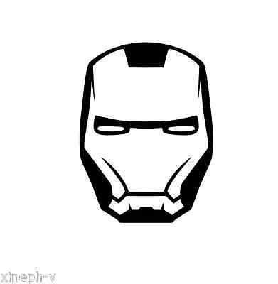 Iron man xmen avengers vinyl sticker decal car logo comic ipad dc marvel batman badges decals emblems body exterior styling
