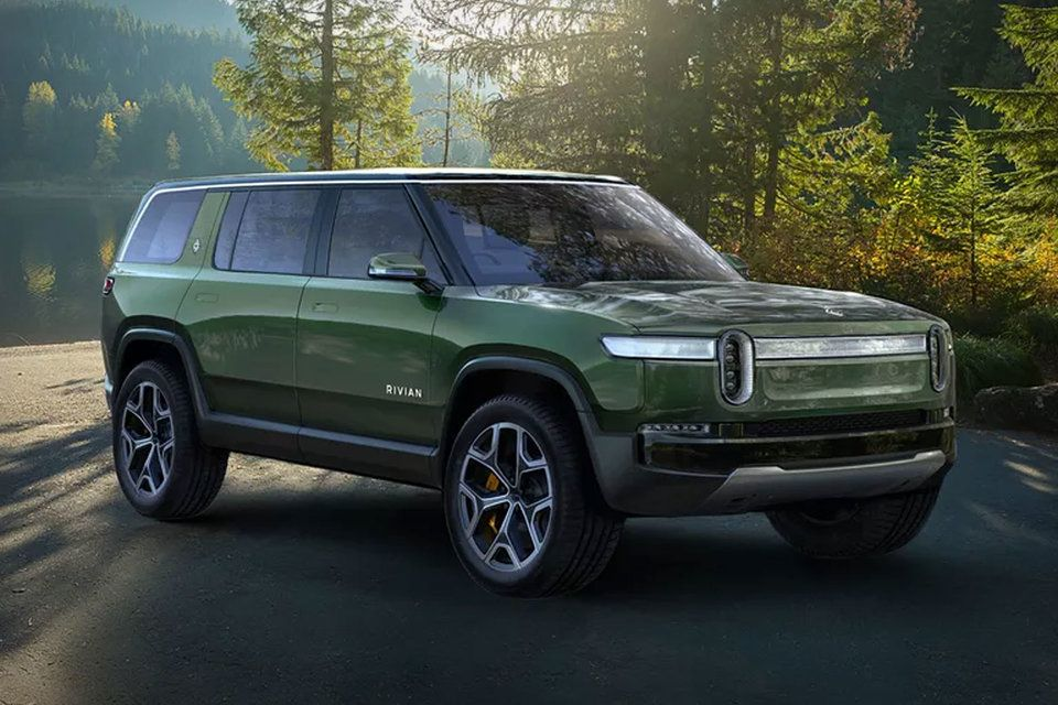 Electric Cars Suv