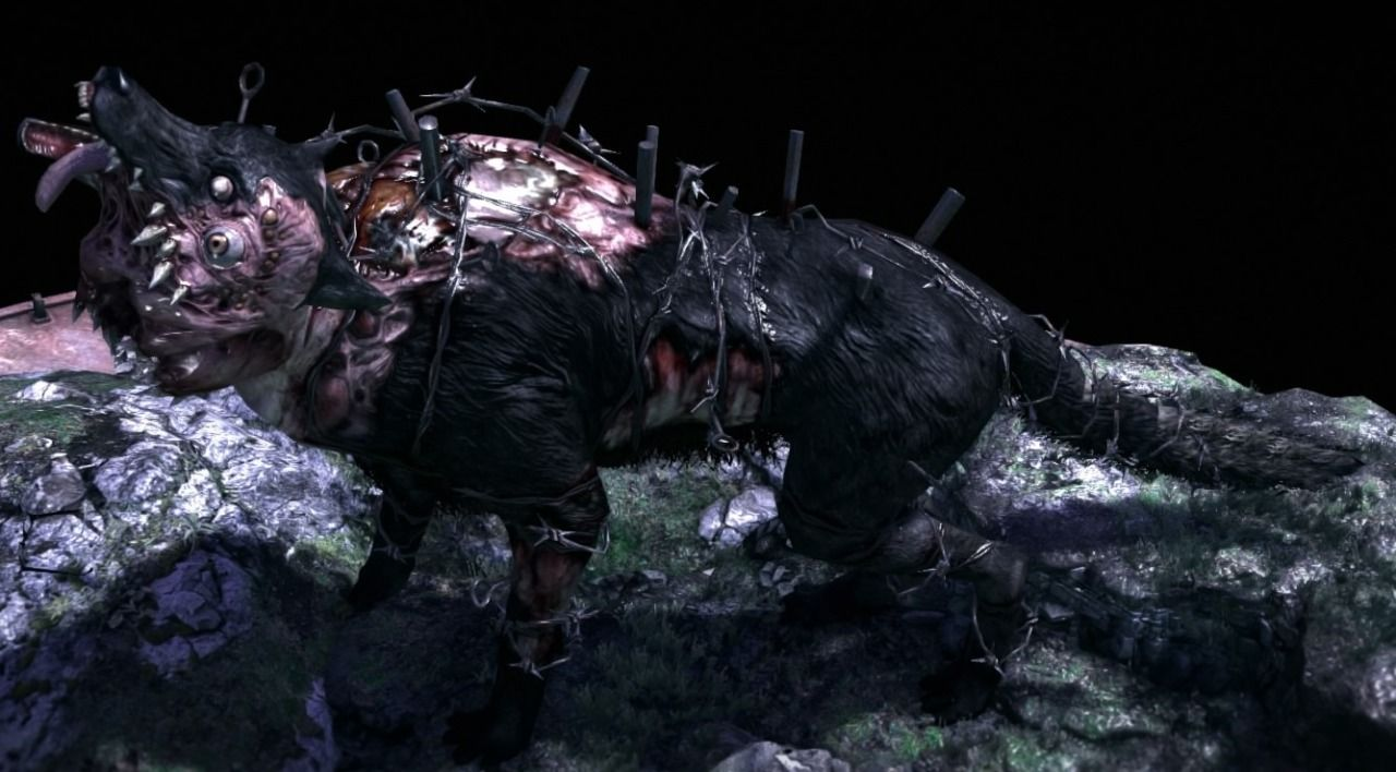 The Sentinel (The Evil Within) - Works | Archive of Our Own