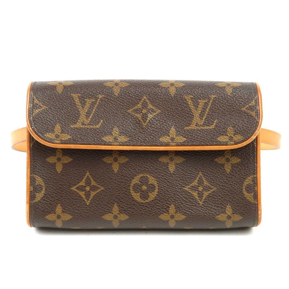 1eb13c3b7862 Auth LOUIS VUITTON Monogram Pochette Florentine Waist Bag SizeXS M51855  Used F S  fashion  clothing  shoes  accessories  womensbagshandbags (ebay  link)