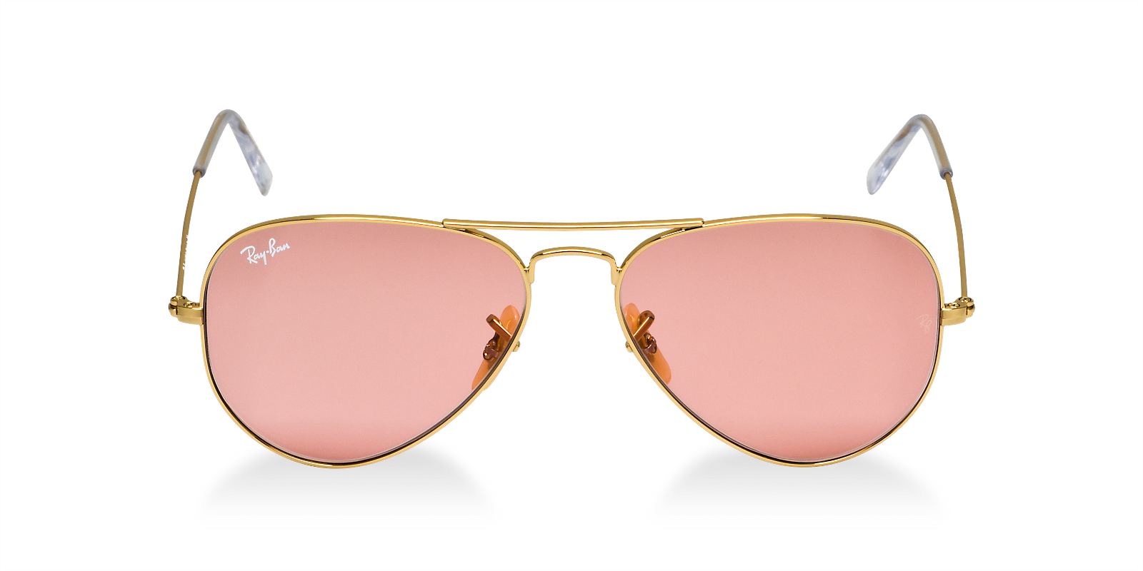 5d43ef2f8e Pink Ray Bans (twist on classic cool) WILL OWN!!!