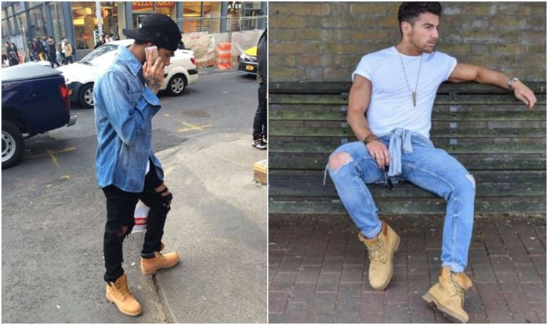 Buen sentimiento Creo que Espectador  How To Wear Timberland Boots: Men's Style Guide | How to wear timberlands,  Mens style guide, Timberland outfits