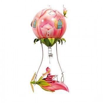 Pink-rose mobile