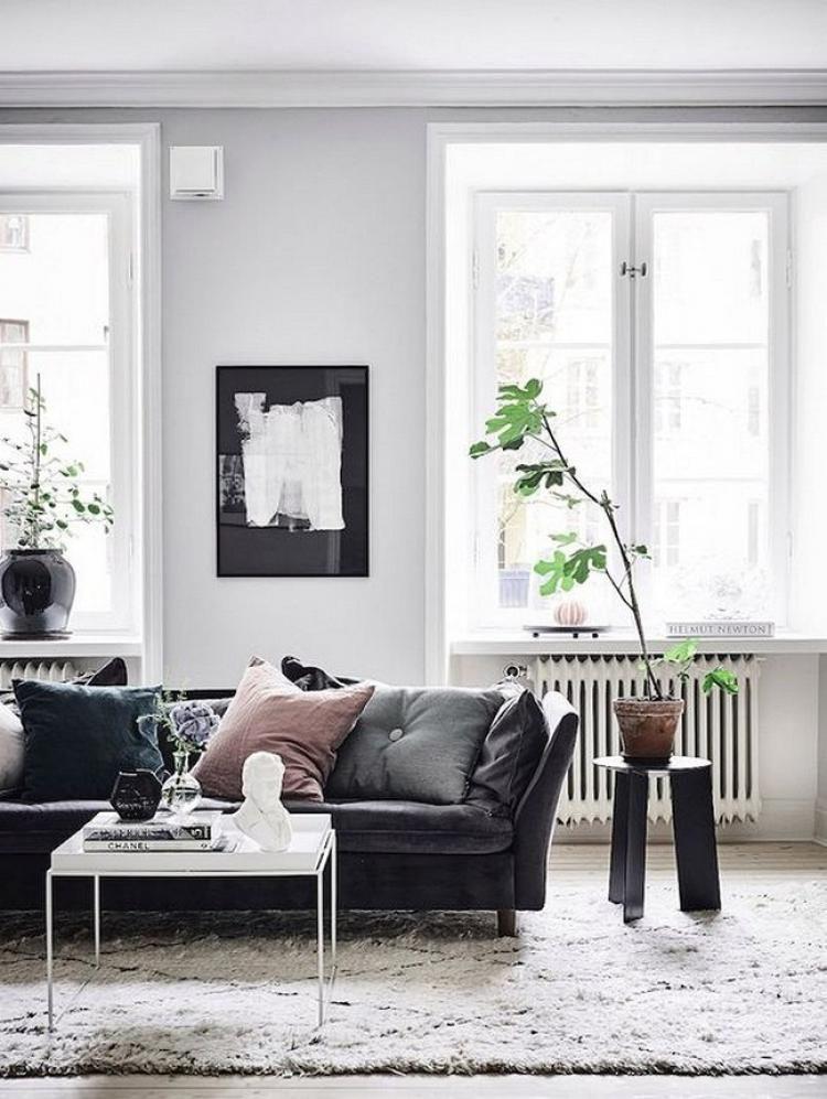 110 Super Dark Grey Living Room Ideas Living Room Grey Living