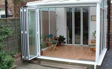 Verande Mobili ~ Tettoia tettoia in vetro by finstral veranda posteriore