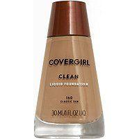 CoverGirl Clean Makeup, Normal Skin | Ulta Beauty
