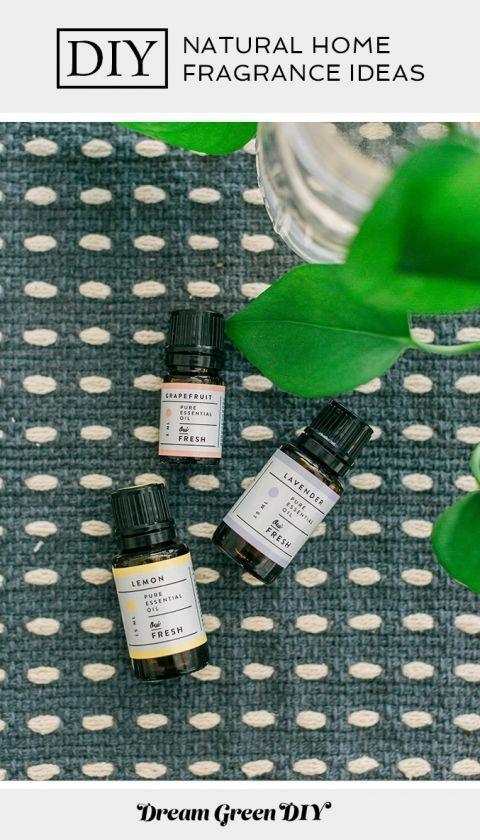 Diy Natural Home Fragrance Ideas Naturalwomen Sfragrances