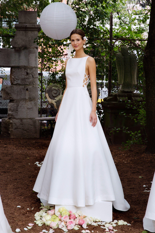 Lela Rose Bridal Fall 2018 Fashion Show