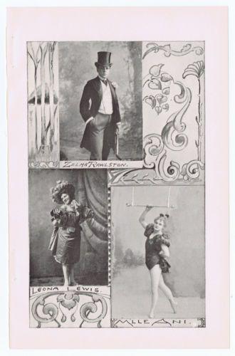 1897-Advertisement-VAUDEVILLE-Zelma-Rawlston-MALE-IMPERSONATOR-Leona-Lewis