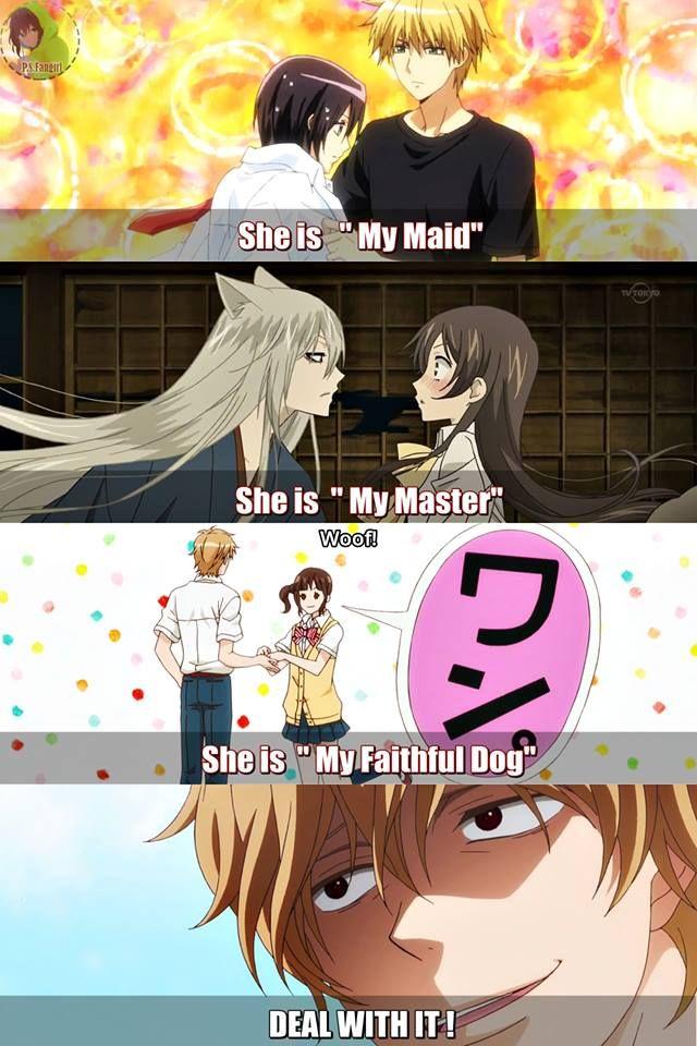 Photo of ~ Anime you should watch~ ookami shoujo to kuro ouji ~ LoL xD ~
