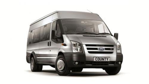 Ford Transist 17 Seater Minibus County Car And Van Rental Ford Transit Mini Bus Passenger Vehicle