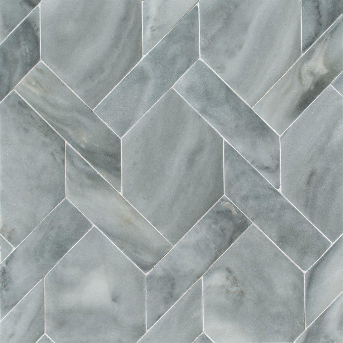 Beau Monde Mosaics Ann Sacks Tile Stone Tyrone Mosaic In Greystroke Tiles Ann Sacks Tiles Ceramic Tile Floor Bathroom
