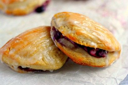 Berry Cream Cheese Turnovers | Tasty Kitchen: A Happy Recipe Community!