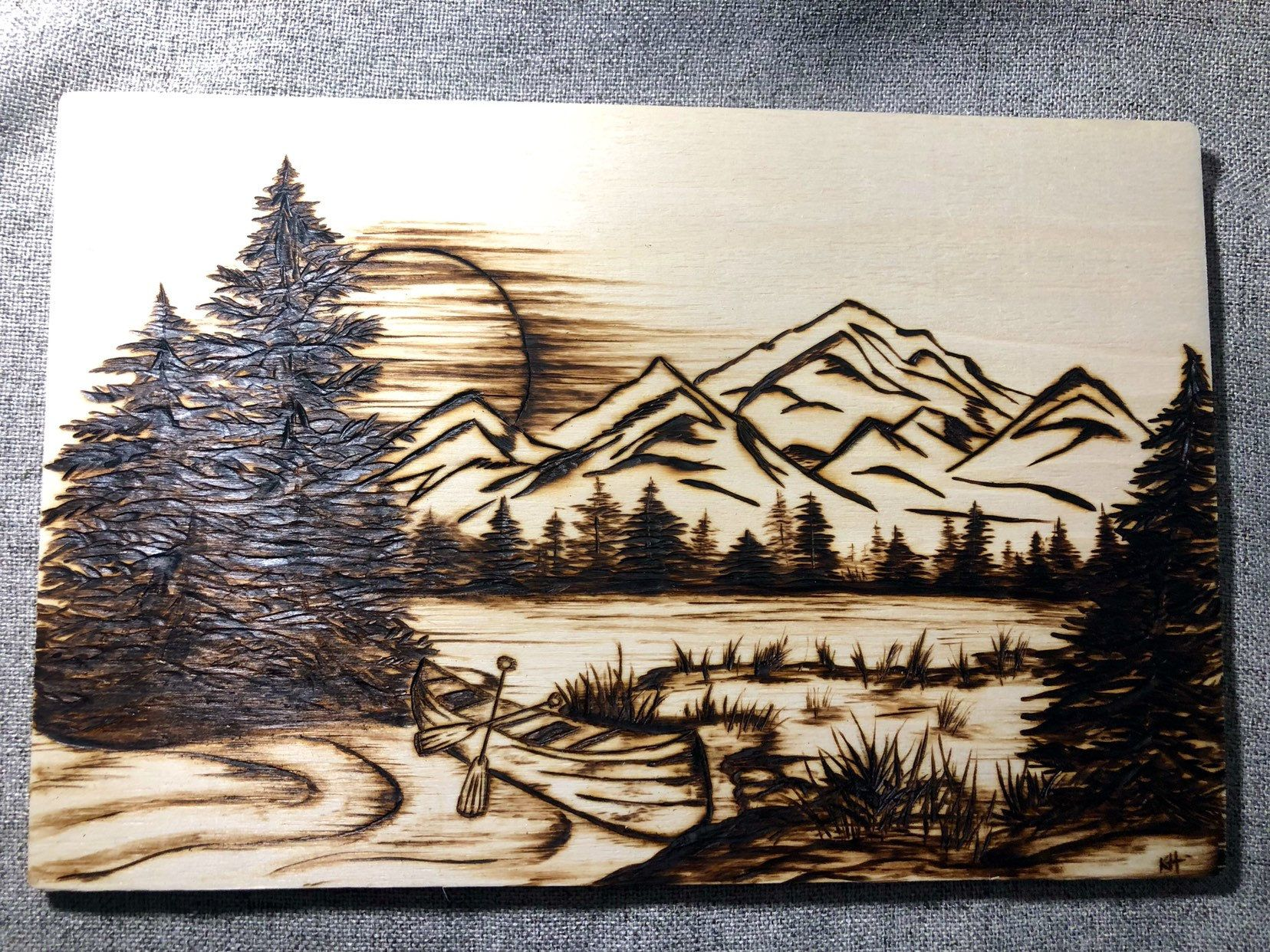 Pin By Gerrie Good On Wood Burning In 2020 Wood Burning Art Wood Art Diy Wood Burning Techniques