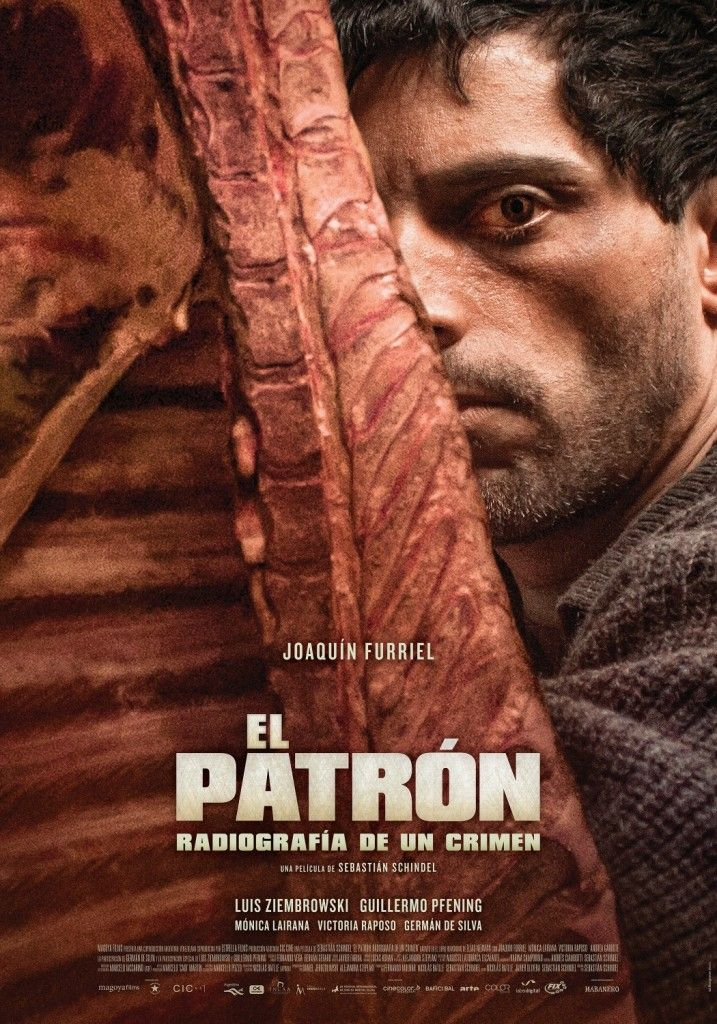 "El patron, radiografia de un crimen[star_rating themes=""flat""]     https://www.youtube.com/watch?v=h2eV-cSMpIU... http://sientemendoza.com/cinefilos/movies/el-patron-radiografia-de-un-crimen/"