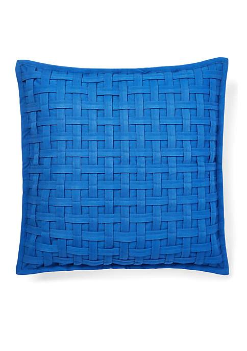 Lauren Ralph Lauren Alexis Lattice Throw Pillow In 2021 Throw Pillows Pillows Pillow Texture