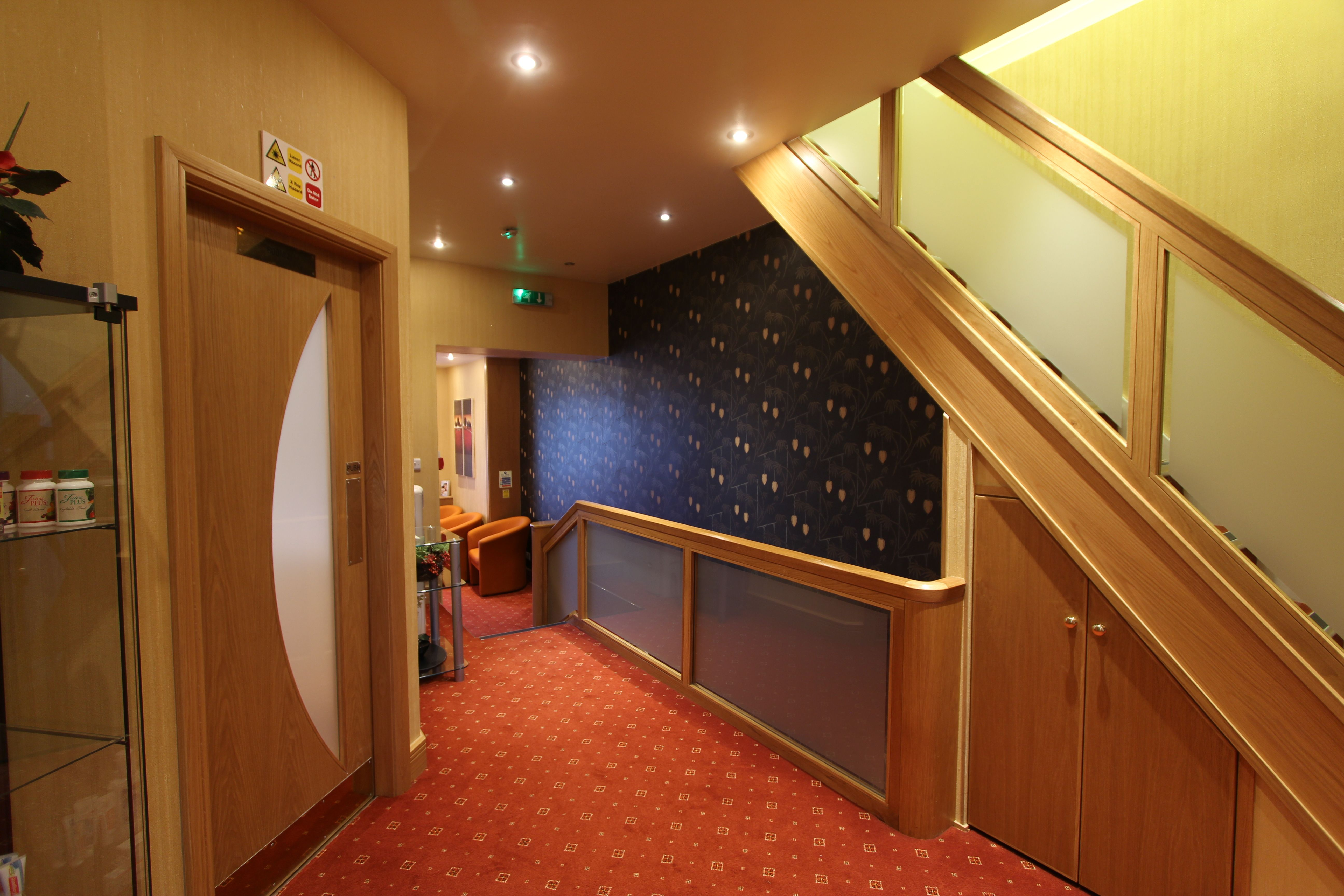 Best Bespoke Commercial Furniture Manufacturers Staircase 640 x 480