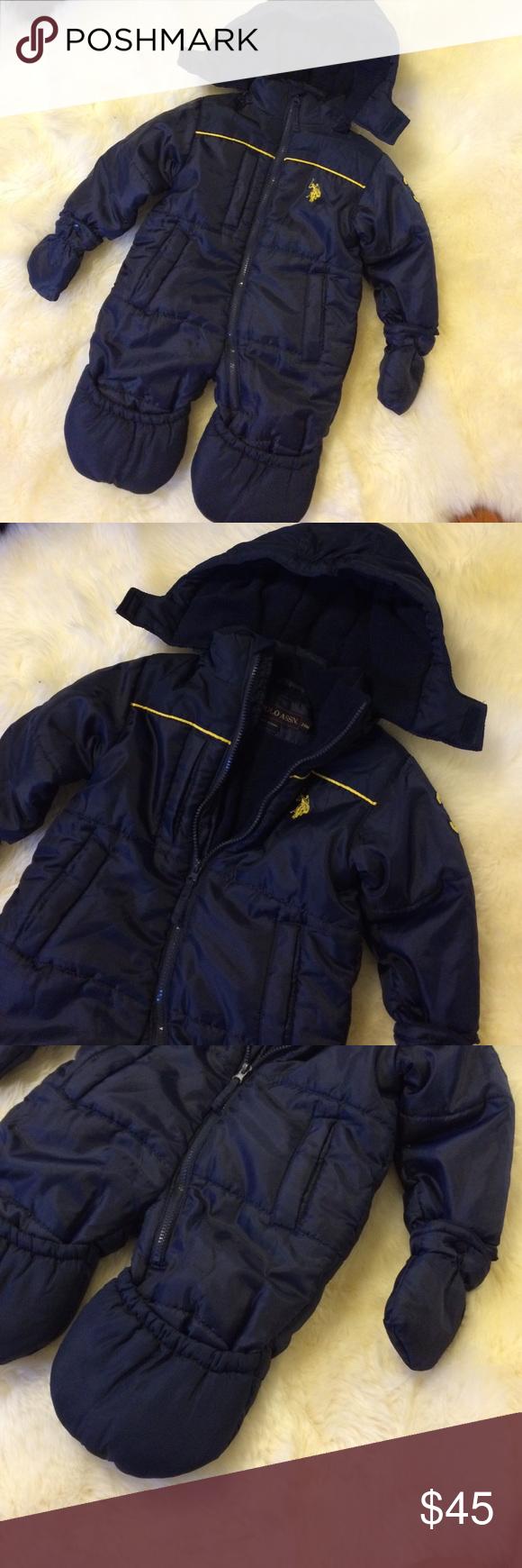 2784d21ac Baby boy snow suit winter coat size 24 months Excellent condition ...