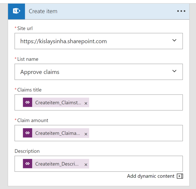 Example Of How Powerapps And Flow Work Together Sharepoint Flow Power