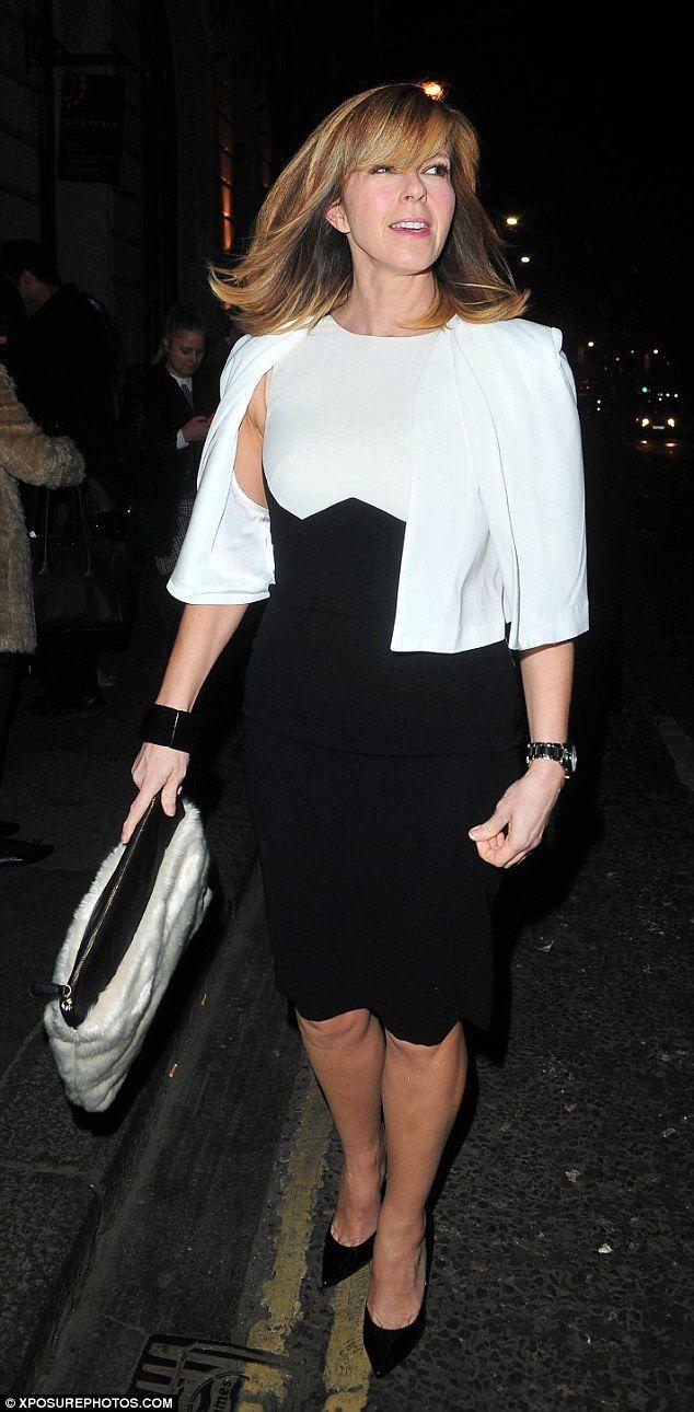 Kate Garraway sports Smarties blouse on Good Morning