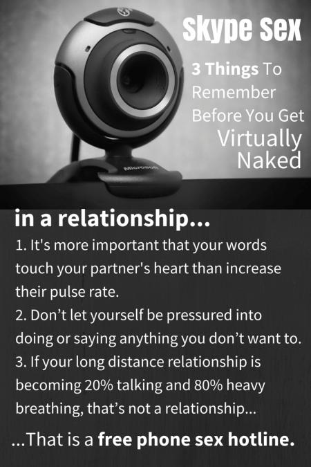 Skype sex ideas