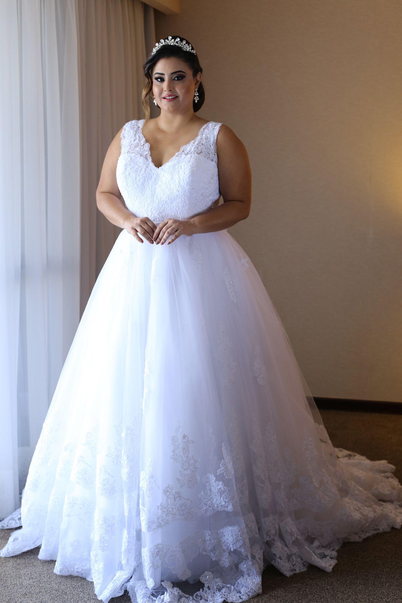 Vestido de noiva simples brasilia