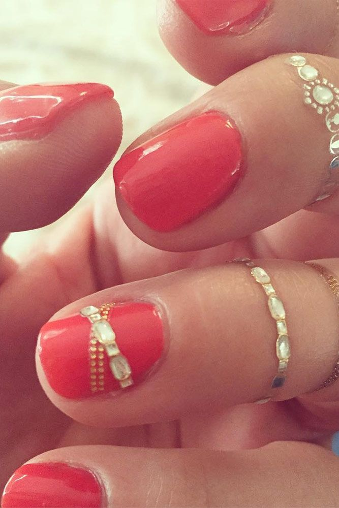 18 Bracelet Nails One Of The Cutest Trends In Nail Art Nail Art