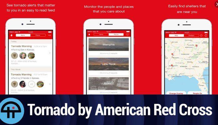 Nashville Tornado Best Tornado Alert App for Android and