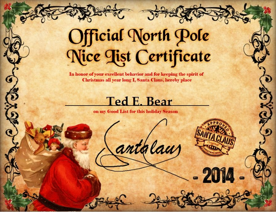Official north pole mail personalized letters from santa claus official north pole mail personalized letters from santa claus spiritdancerdesigns Choice Image