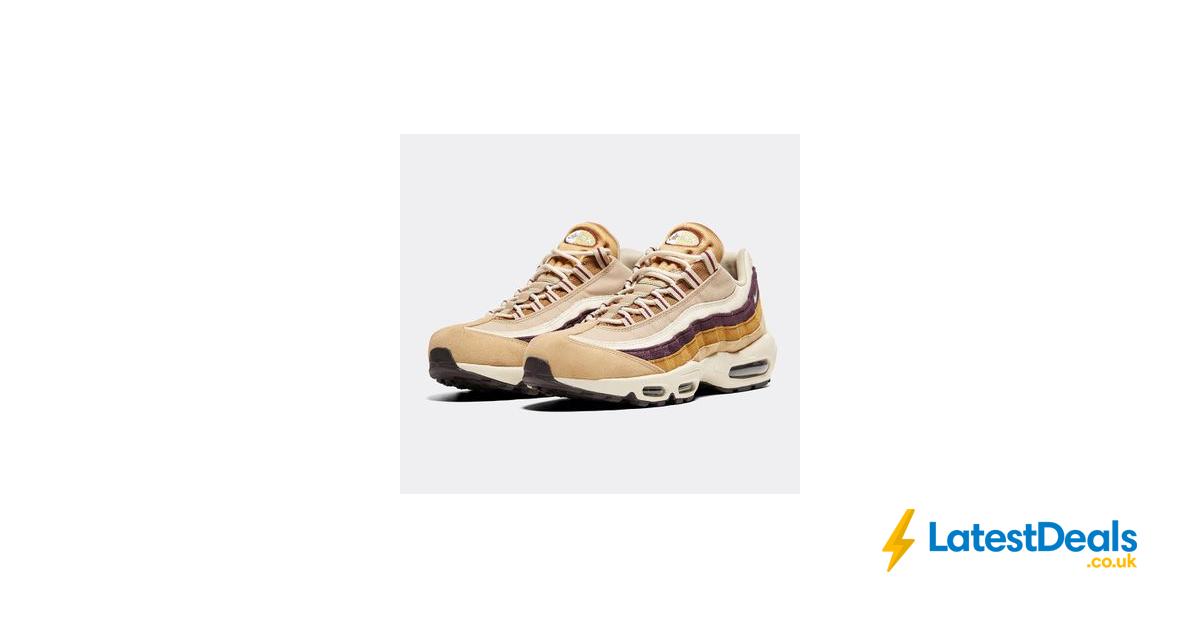 Nike Air Max 95 Premium Trainer Sizes 6   12 d0253c69807b