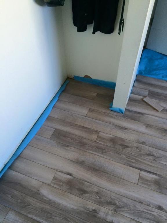 10mm pad delaware bay driftwood dream home nirvana for Ispiri laminate flooring