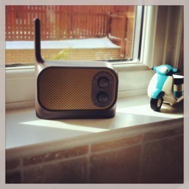 Retro Radio 'Mezzo'