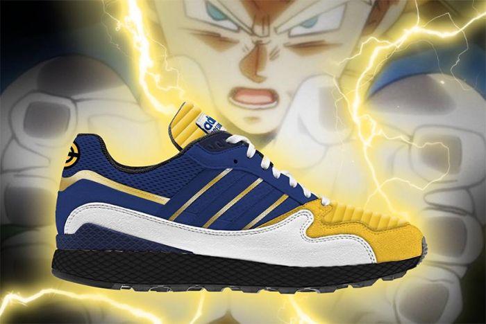 adidas x Dragon Ball Z – So sehen die 7 Schuhe aus! | Dragon