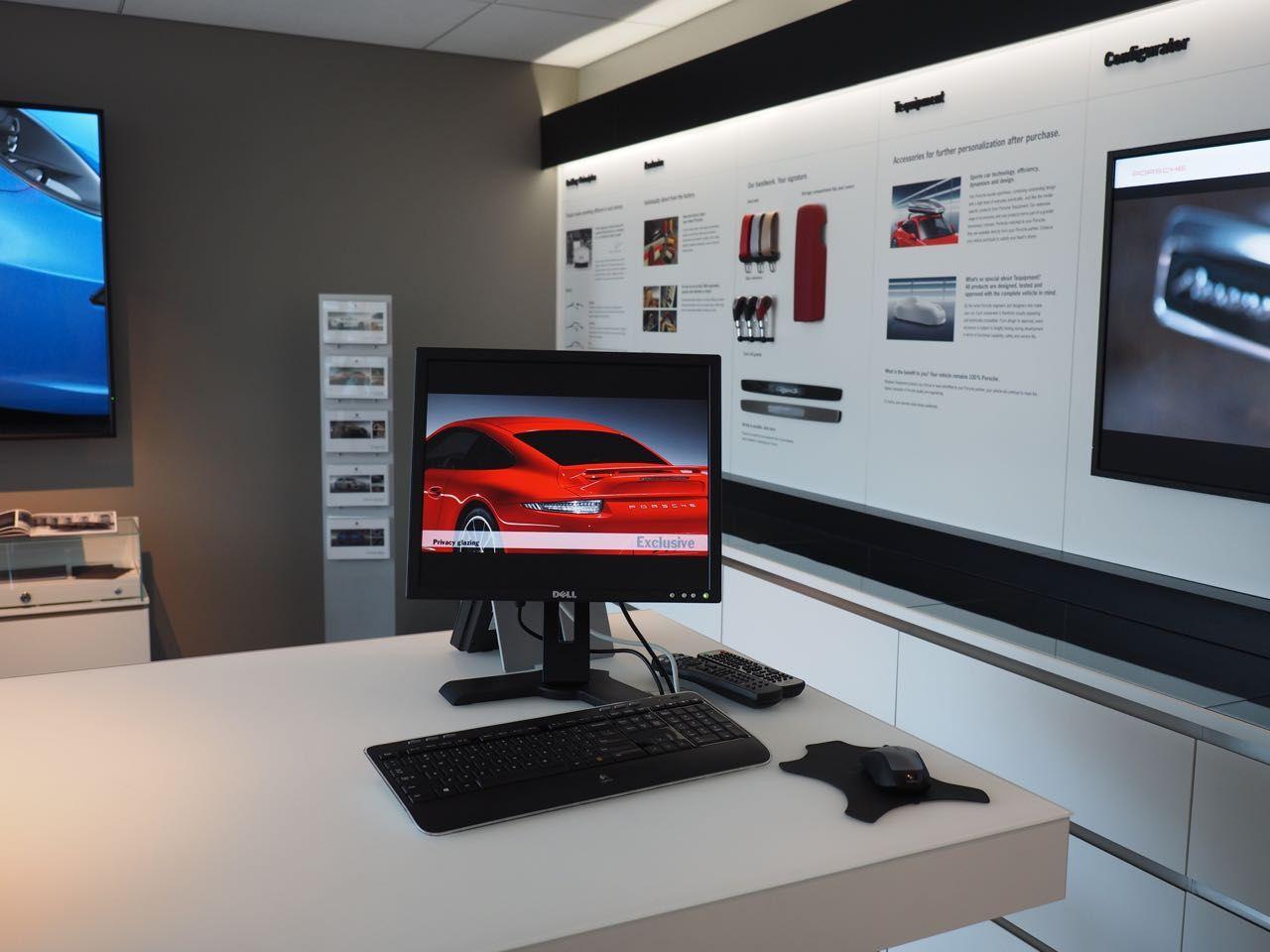 Porsche Design Center Tequipment In The Porsche Experience Center Atlanta Porsche Experience Porsche Porsche Design