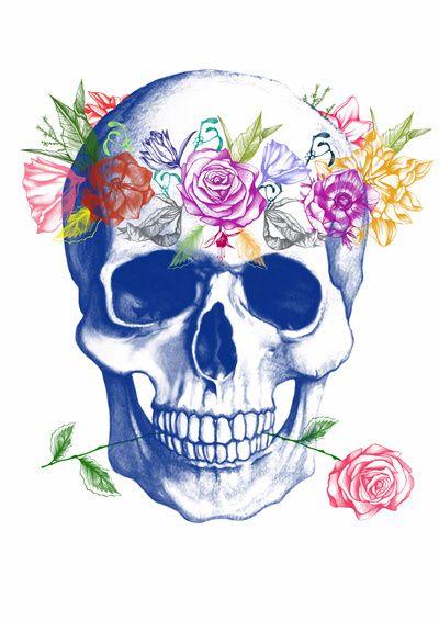 Agata Duda Simbolos Mayas Calaveras Mexicanas Tattoo Arte Del