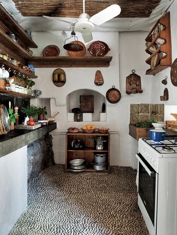 Design Magnate Jasper Conran S Greek Vacation Home Get