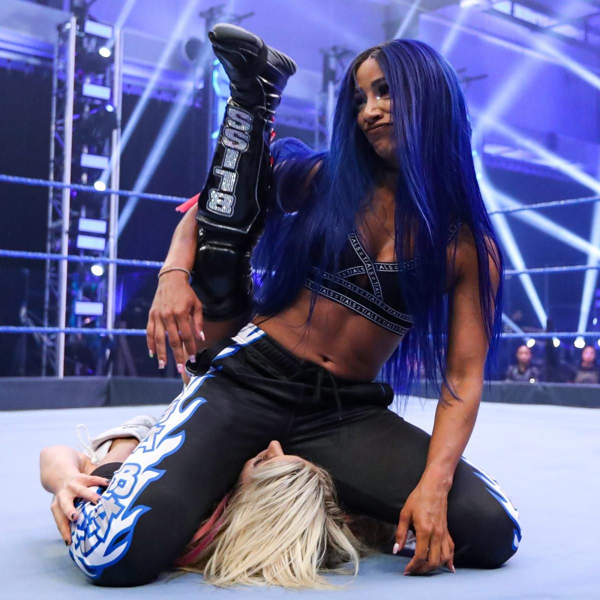 WWE Star Sasha Banks Wants To Produce An All-Women Show 1