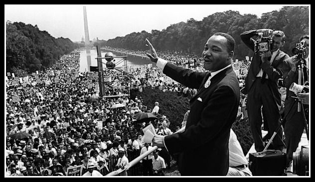 """Commemorating 50 Years of """"I Have a Dream""""."""