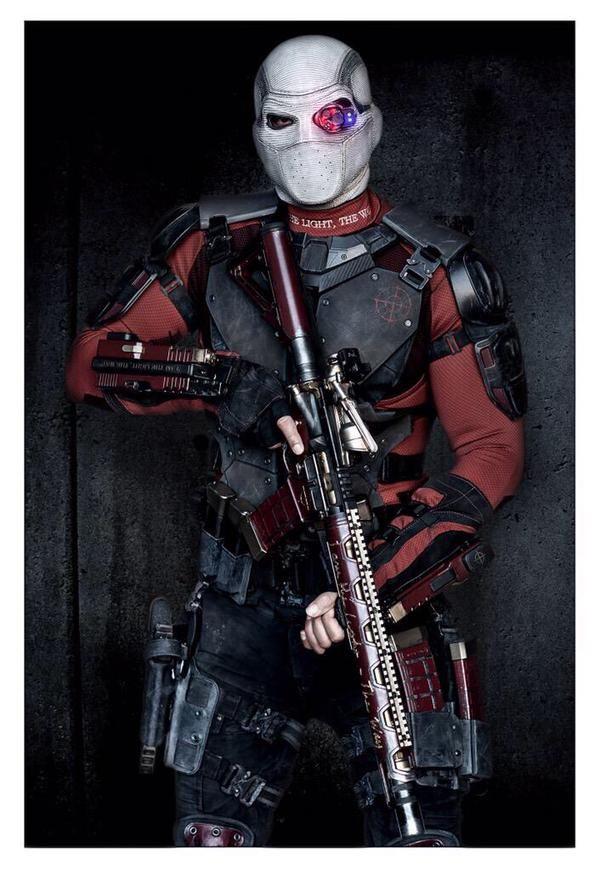 Deadshot para Escuadrón Suicida