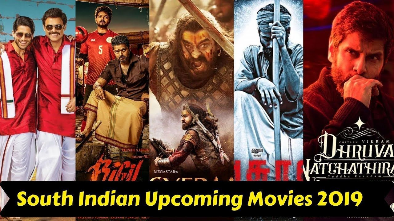 12 South Indian Movies List 2019 October to